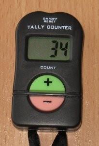 Klikacz ręczny, elektroniczny EMC4UD