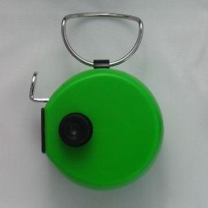 Klikacz ręczny MMC4 ABS zielony.