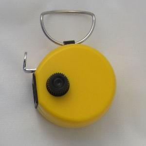 Klikacz ręczny MMC4 ABS żółty.