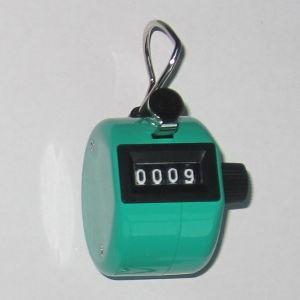 Klikacz ręczny, profesjonalny, stalowy, zielony MMC3 GN