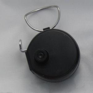 Klikacz ręczny MMC4 ABS czarny.