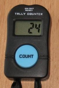 Klikacz ręczny, elektroniczny EMC4